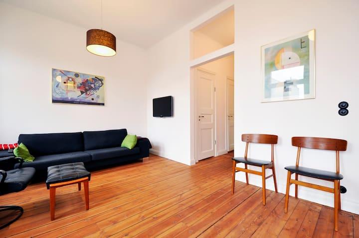 Modern Apartment, Central Stockholm
