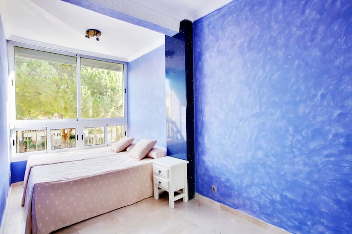 Apartment at Marbellas Golden Mile - Marbella - Apartamento