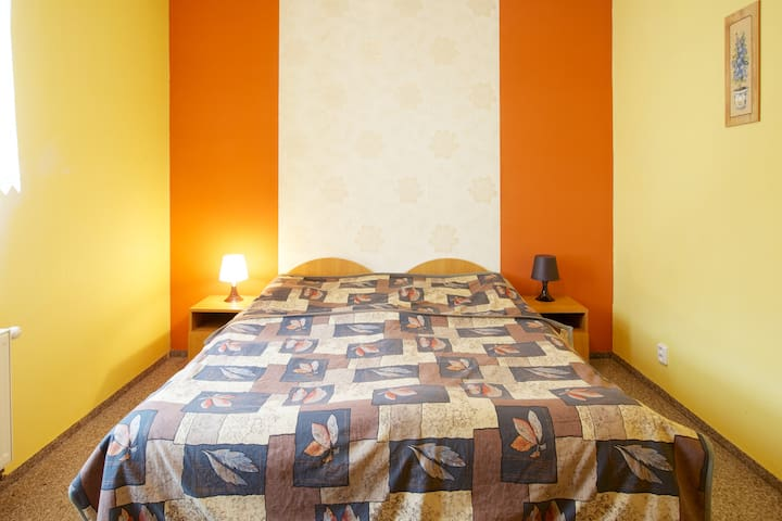 Suite in Hotel Králíček Kacanovy  - Turnov - Bed & Breakfast