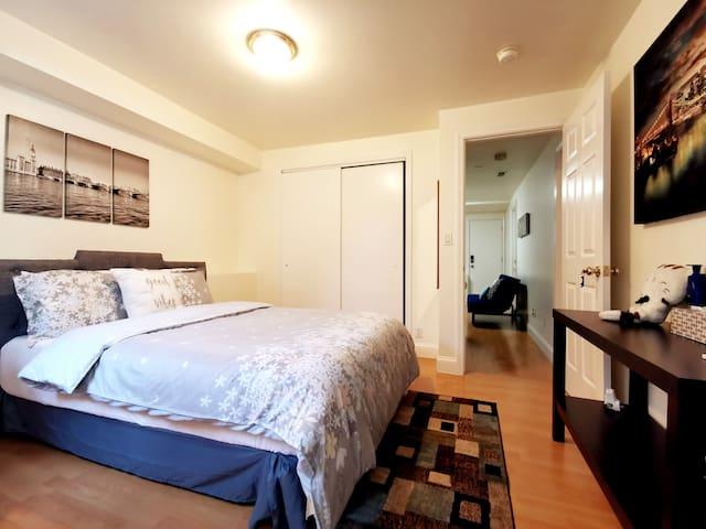 Comfy, Convenient Guest Suite!