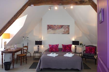 BED AND BREAKFAST LES BELLES DE MAI - Pontorson - Bed & Breakfast