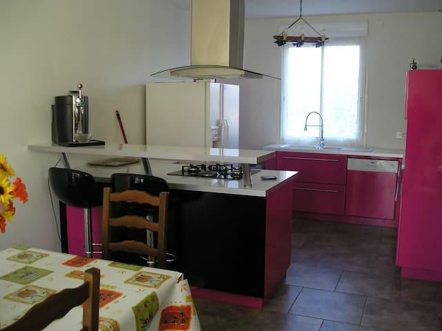 loue villa proche luberon - Charleval - วิลล่า
