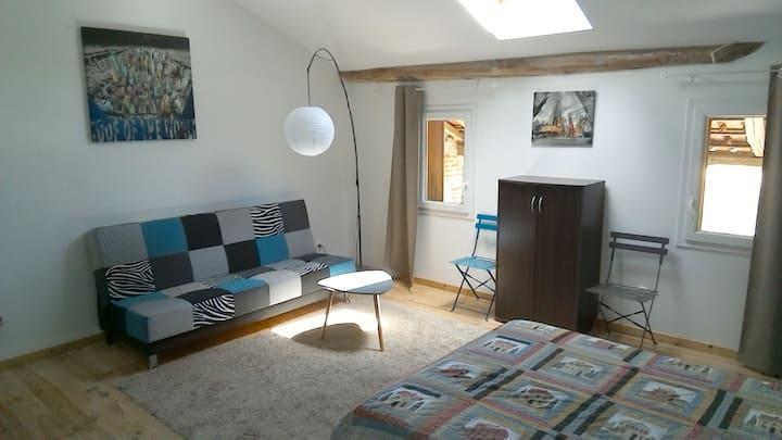 appartement duplex de 60 m² en campagne