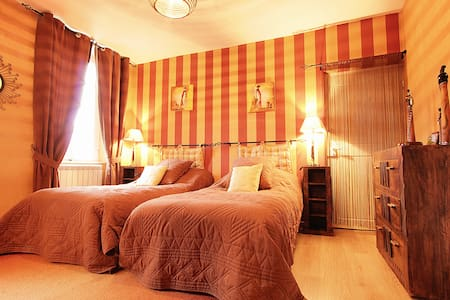 Bed and breakfast in the Chateau  - Viterbe