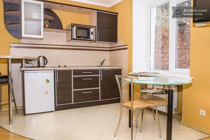 Apartment in the centre of Kharkov - Kharkiv - Lakás