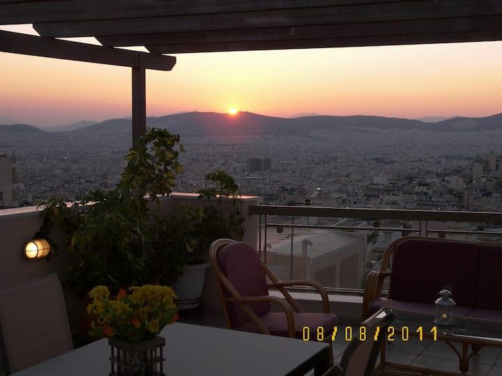 Amazing view -2 bedr. sleep 4-7/p