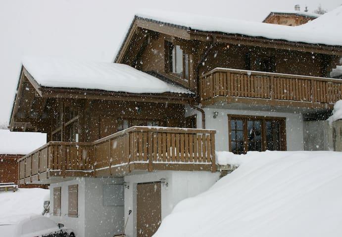 Chalet Ziggy - Swiss Alpine luxury - Nendaz - Chalupa