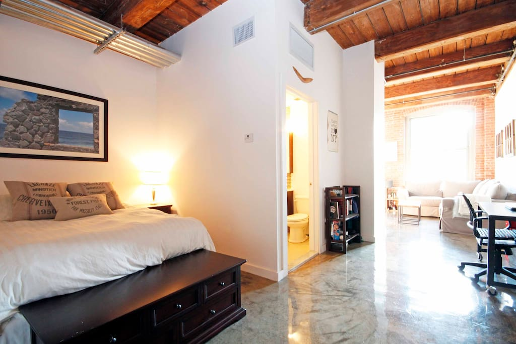 No2 Pencil Factory Loft Greenpoint Apartments For Rent