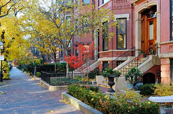 Brand Newly Renovated Studio in heart of Back Bay - Boston - Condominio