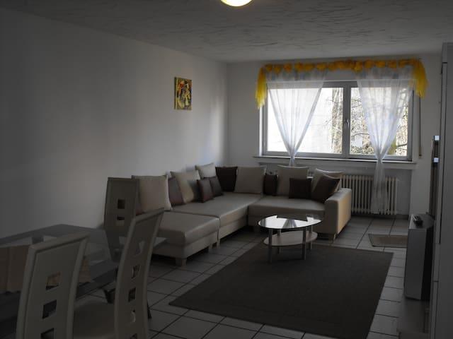 Ferienwohnung Melodie - Bergheim - Apartamento