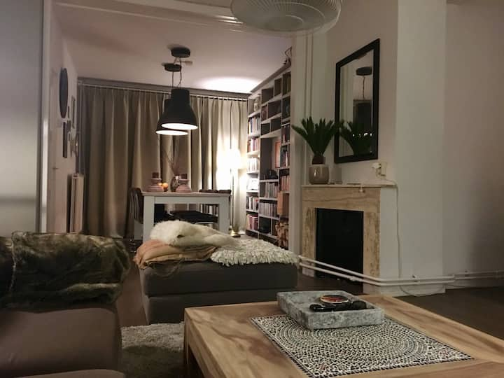 Cosy apartment 70m2 in the city centre of Utrecht