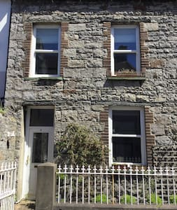Double/Twin Room in Old Manx Stone Cottage - Castletown