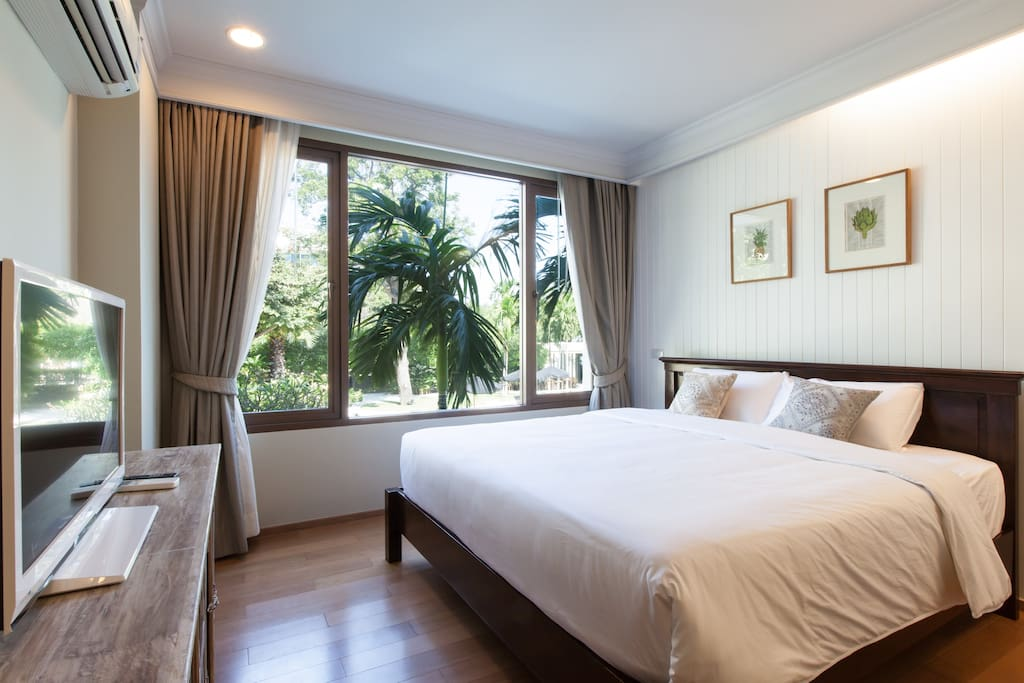 SeaView 2beds Beachfront HuaHin Apt
