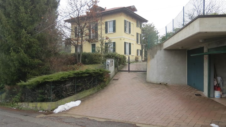 House liberty style - Varese lake