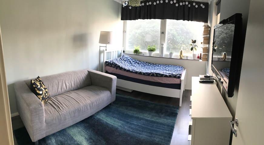 Ett rum i Landala, Göteborg