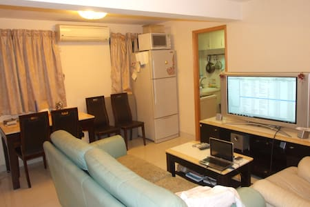 1 room available in 2-bedroom flat - 香港 - 公寓