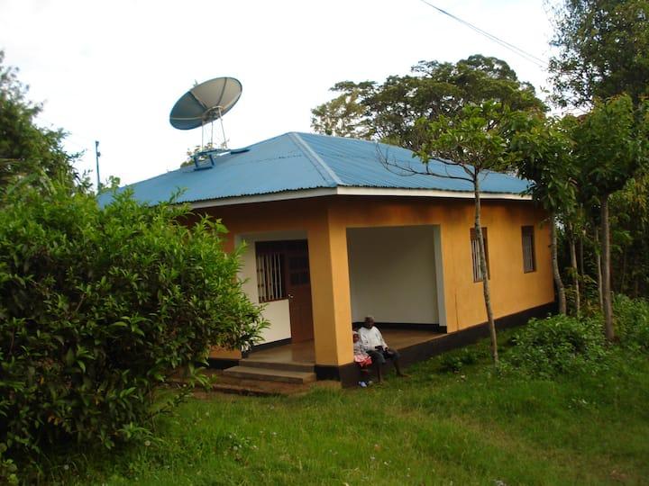 Mamkwe Camp, Marangu, Tanzania