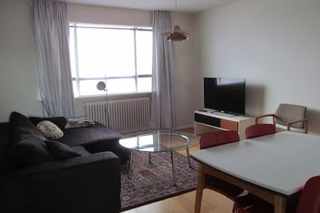 Centrally located apartment in a lovely area - Reykjavík - Wohnung