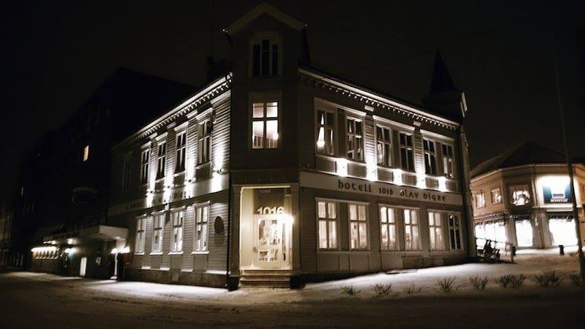 Hotell 1016 Olav Digre - Sarpsborg - Bed & Breakfast