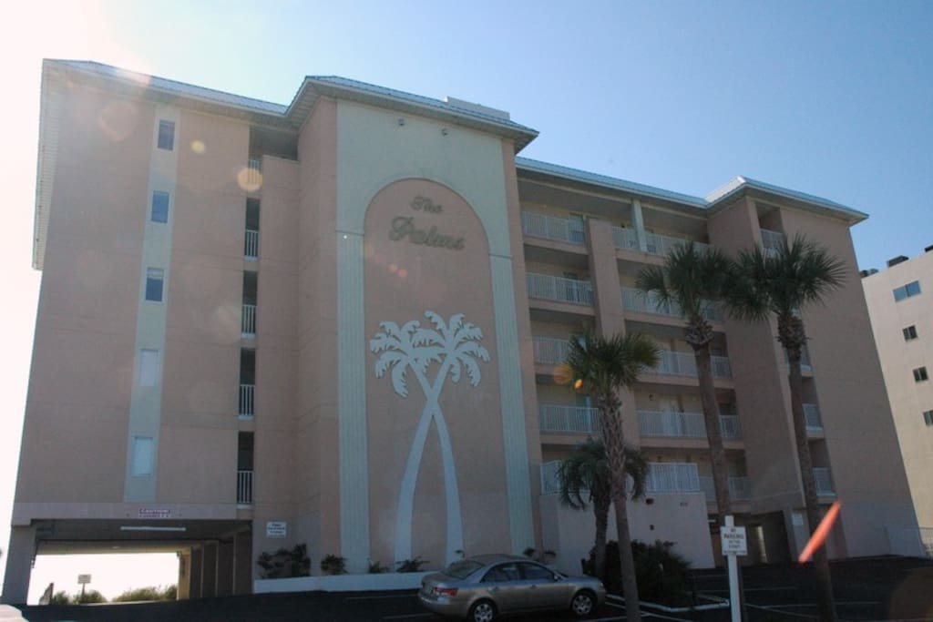 The Palms Front