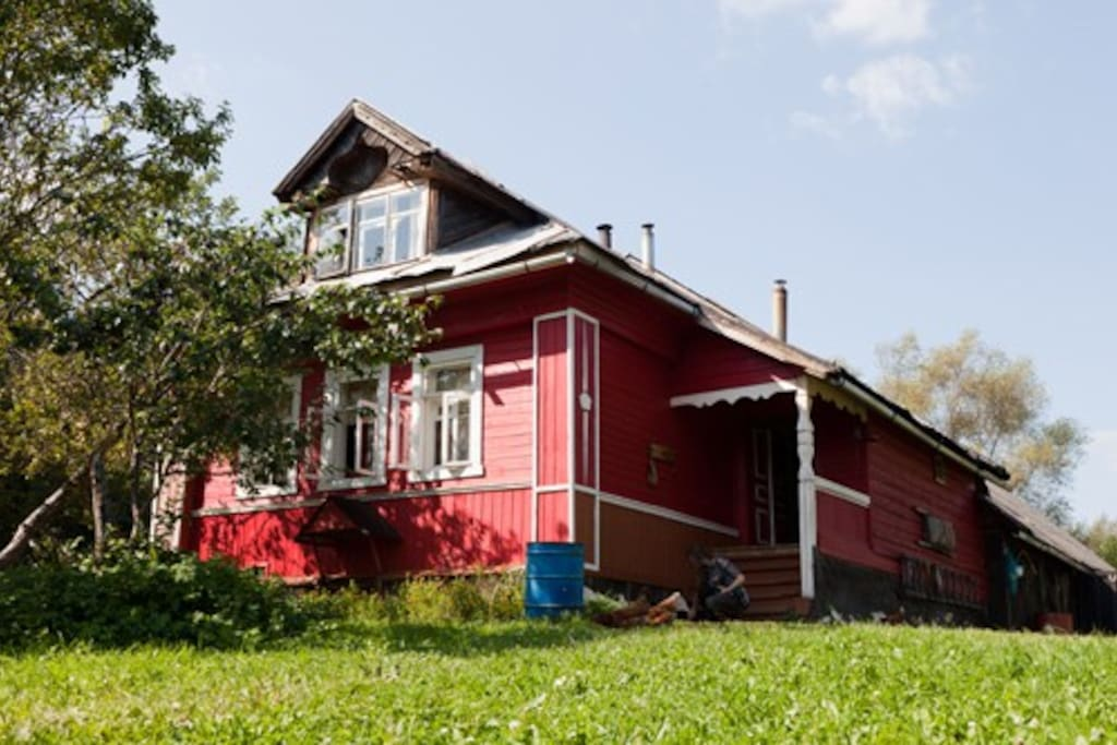 Наш дом, которому больше 100 лет