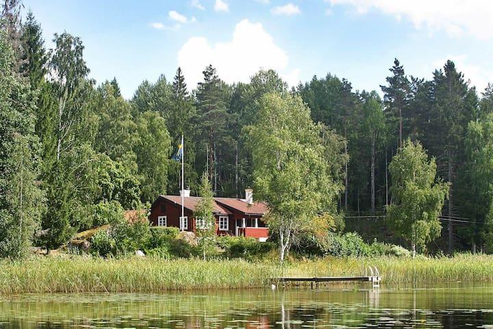9 Personen Ferienhaus in KOLSVA