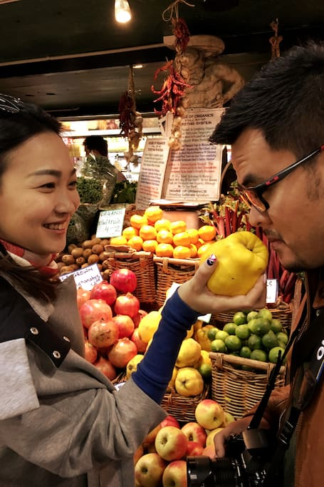 Discover seasonal produce