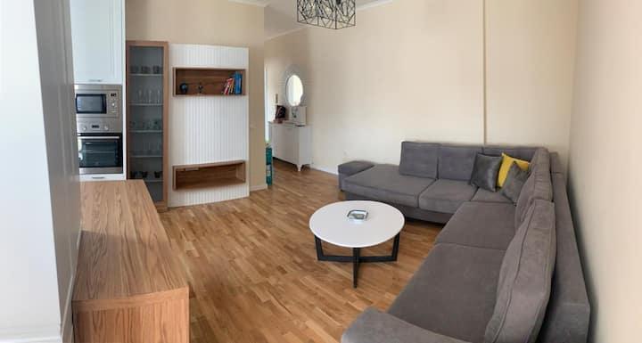 Fully Renovated Apartment up to 5 Person