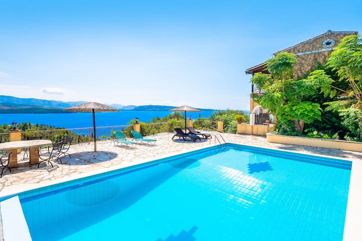 Villa Varvara - private pool - new for 2020!