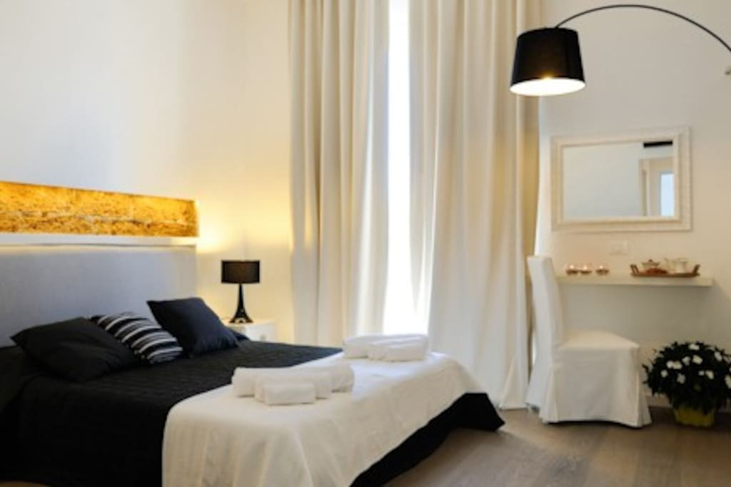 b b mondello resort chambres d 39 h tes louer palerme sicile italie. Black Bedroom Furniture Sets. Home Design Ideas
