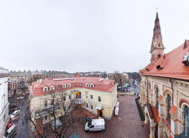 """гостевой дом """"Святого Павла"""" - Odesa - Bed & Breakfast"""