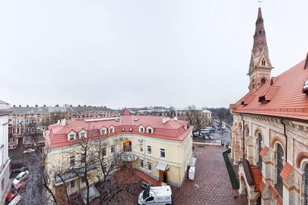 """гостевой дом """"Святого Павла"""" - Odessa - Bed & Breakfast"""