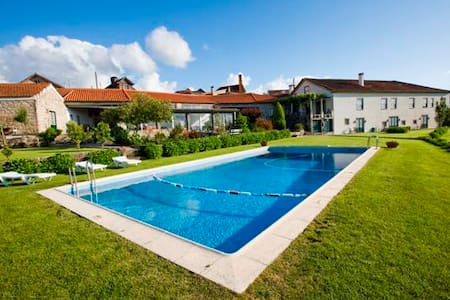 Confort and relax in rural area - Paranhos - Bed & Breakfast