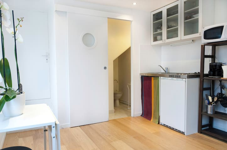 C.A.L.M. Comme A La Maison - Bièvres - Apartment