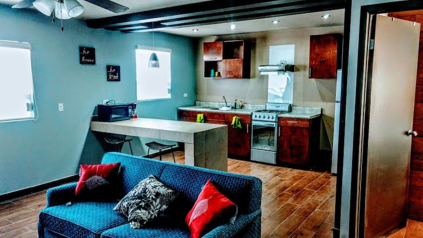 Apartamento!!Muy bonito 2 recamaras - Tijuana - Leilighet