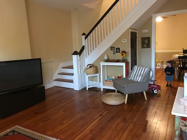 Lovely 2 Bedroom Family Home In Manayunk