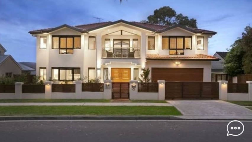 Luxury living near Northern Beaches - Narraweena - Rumah