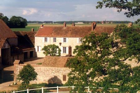 Gite dans ferme du XVIème siècle - Crisenoy
