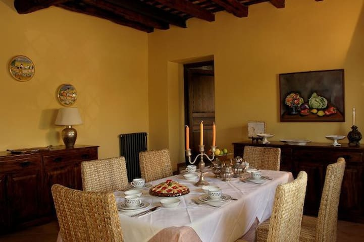 Ridocco Farm Double Room  - Campofiorito - Bed & Breakfast