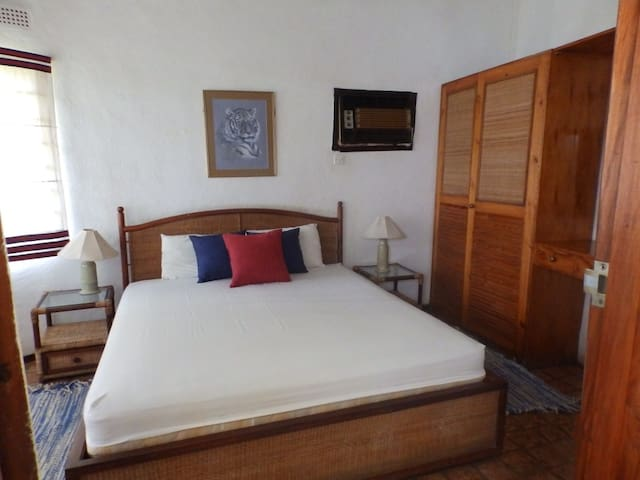 A comfortable and spacious double room