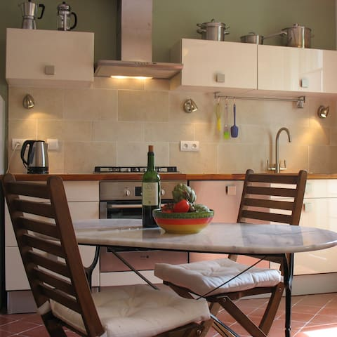Romantic Hideaway in Sunny Céret - Céret - Wohnung