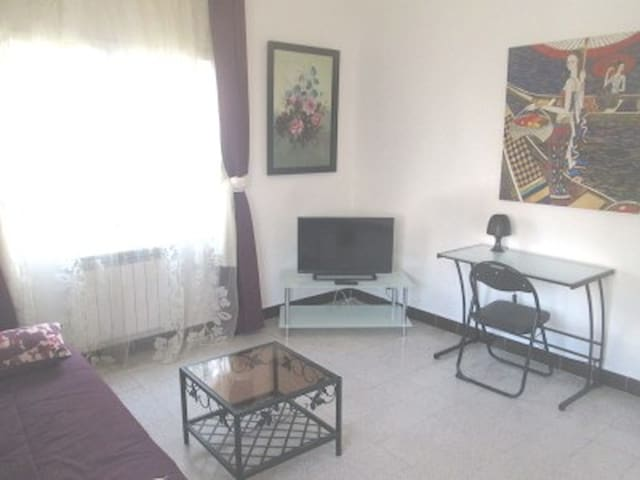 Studette  N°51  - for 1 or 2 persons - Niza - Apto. en complejo residencial