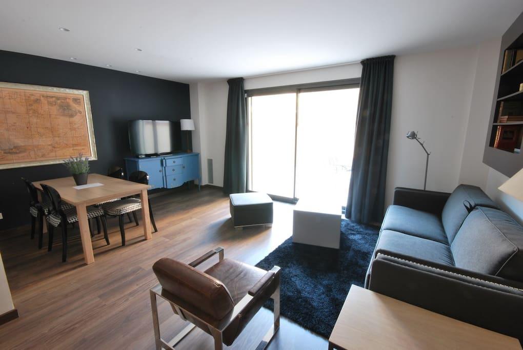 Duplex in the heart of Barcelona