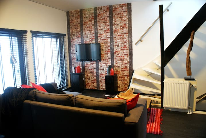 Apartment in city centre - Vlissingen - อพาร์ทเมนท์