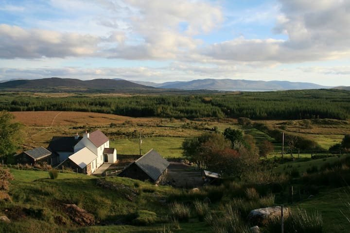 Valley of the Hare - Ring of Kerry - Kerry - Rumah