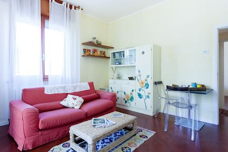 Wide and cozy flat in Pesaro!
