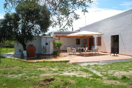 Home holiday in the South Sardinia  - Giba