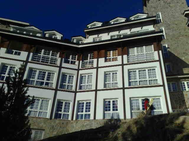 DUPLEX CENTRO SIERRA NEVADA - Granada - Apartmen