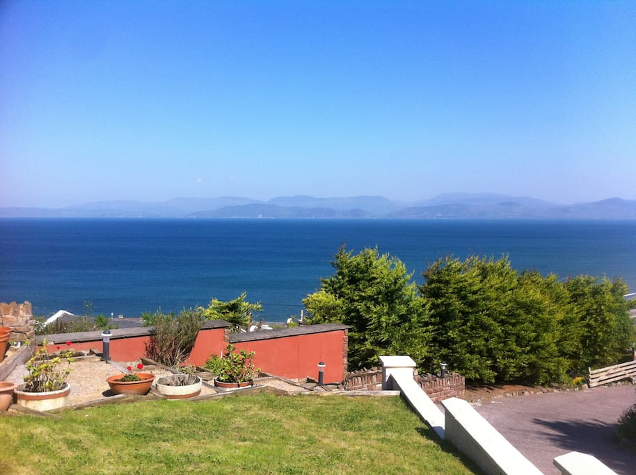 Garden View of Dingle Bay