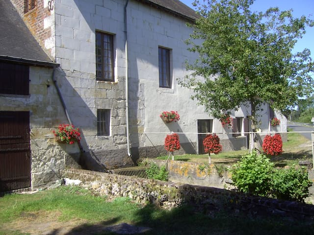 Watermill B&B Le Moulin St Blaise